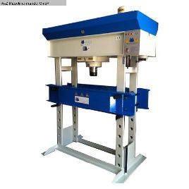 Tryout Press - hydraulic Manastech HD 60 / M / H / Mov
