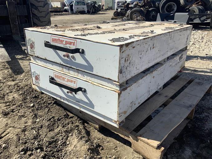 Wetterschutz Pack Rat Truck / Van Lagerschubladen
