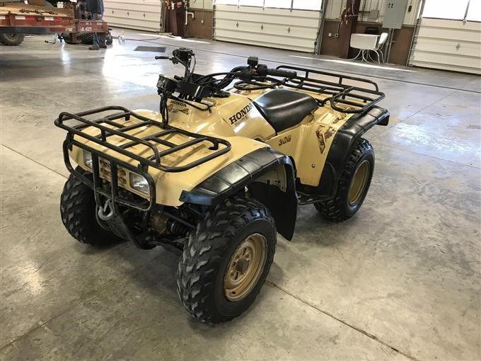 2000 Honda TRX300 ATV