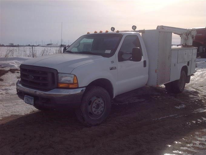 1999 Ford F450 Servicewagen