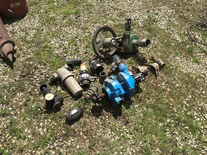 Ace / HyPro PTO Wasserpumpen