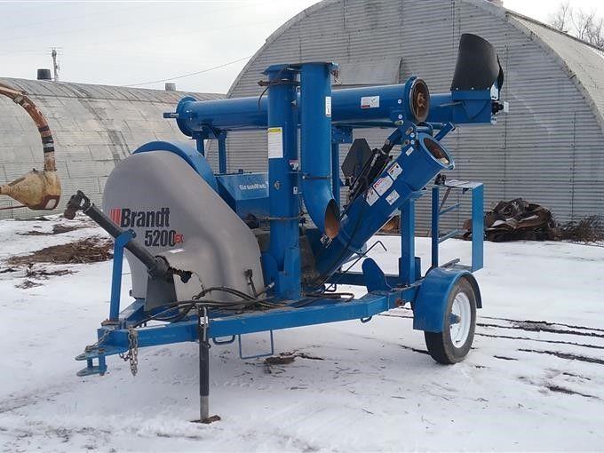 2014 Brandt 5200EX Grain Vac