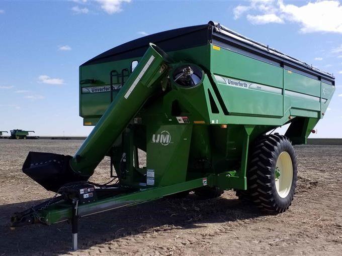 Unverferth 2010 X-Treme Getreidewagen 1315