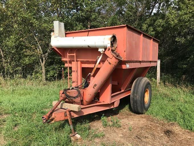 United Farm Tools Inc Getreidewagen