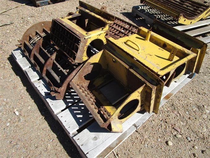 New Holland TR99 Spezialkonkaven & amp; Türen