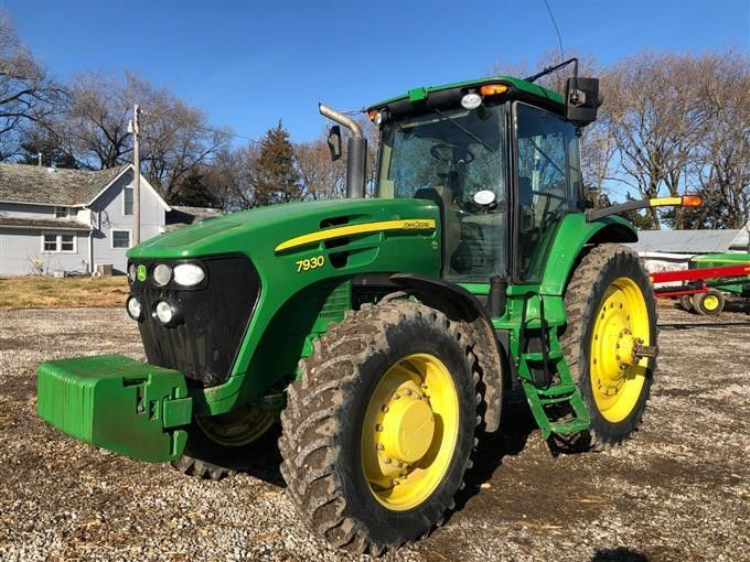 2008 John Deere 7930 MFWD Traktor