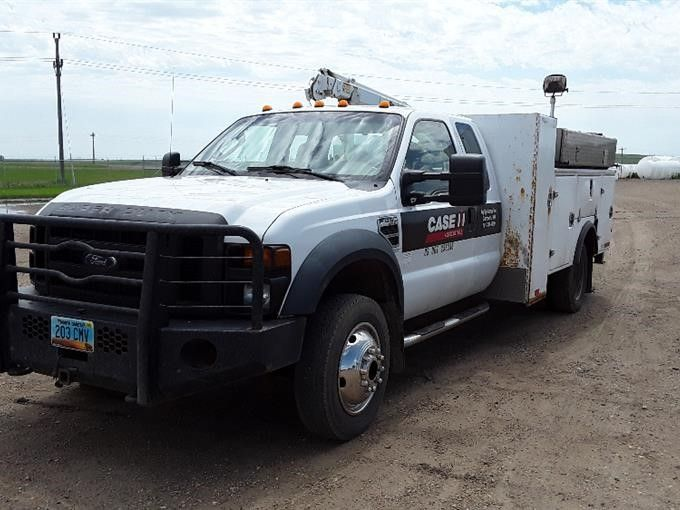 2008 Ford F450 XL Super Duty Service Truck