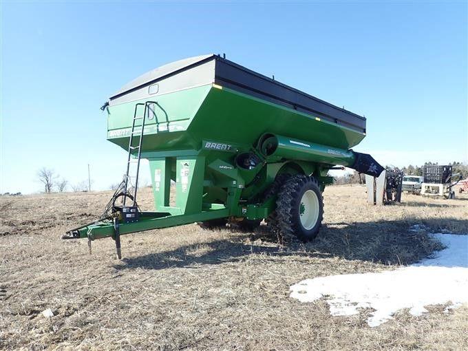 2012 Brent 1282 Getreidewagen