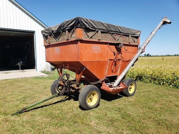Töte Bros Seed Tender / Gravity Wagon