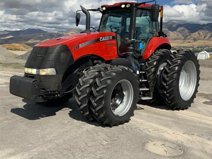 Custodia 2015 IH Magnum 310 MFWD Traktor