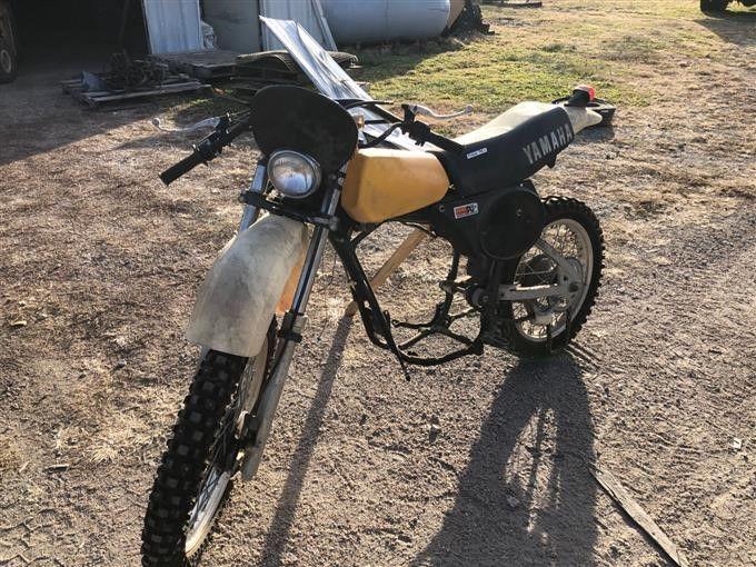 Motorrad für Teile