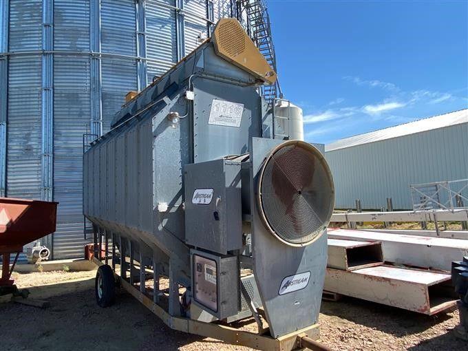 Gsi 1116 Getreidetrockner & Kleen Luftvakuum-Getreidesieb