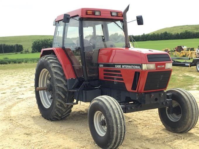 1993 Case IH 5250 2WD Zugmaschine