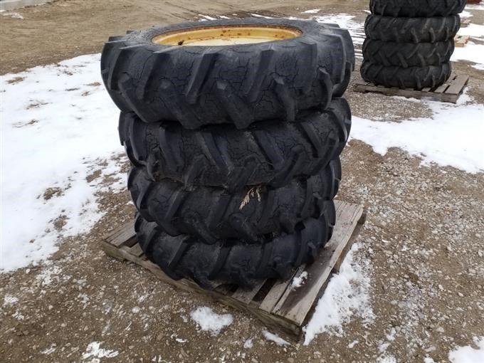 Pivot 11.2 -24.5 Reifen mit Felgen
