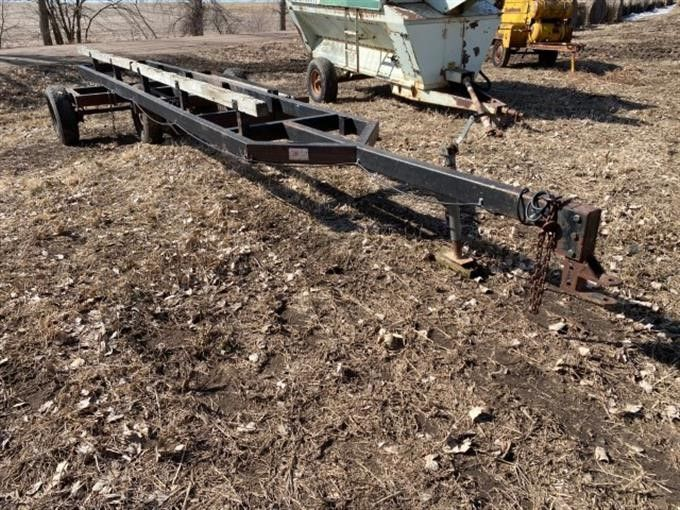 Byron Midwest Corp T / A-Header-Trailer