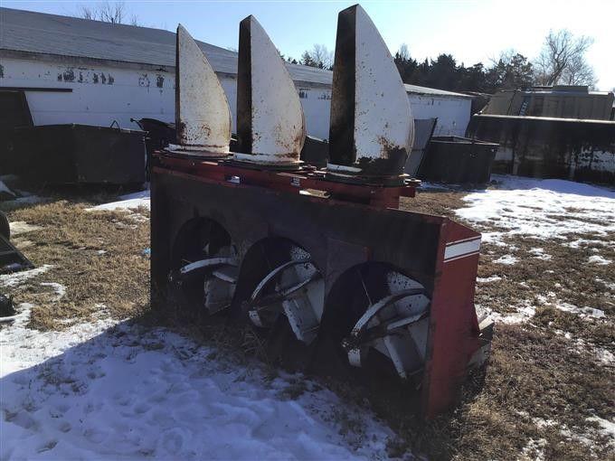 Wildcat 8500 Schneefräse