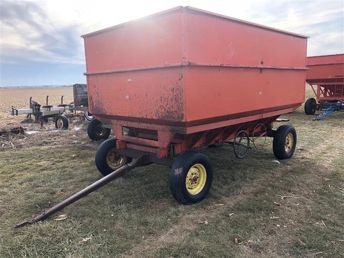Killbros 400 Bottom-Dump Schwerkraftwagen
