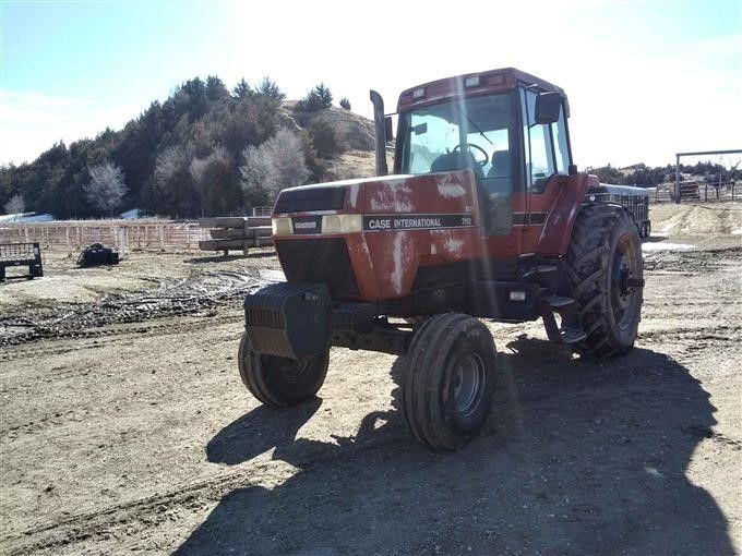 1990 7110 Case IH Трактор 2WD