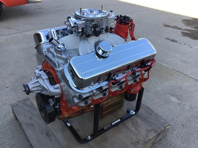 2018 Chevrolet Custom Build 632 BBC Gasmotor