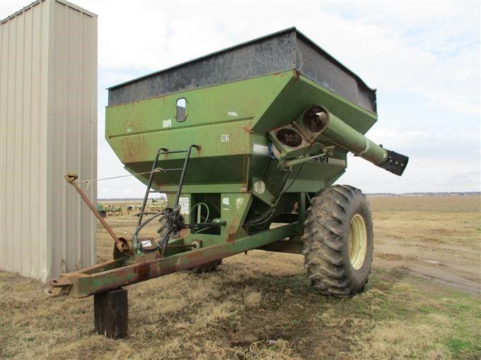 Brent 578 Getreidewagen