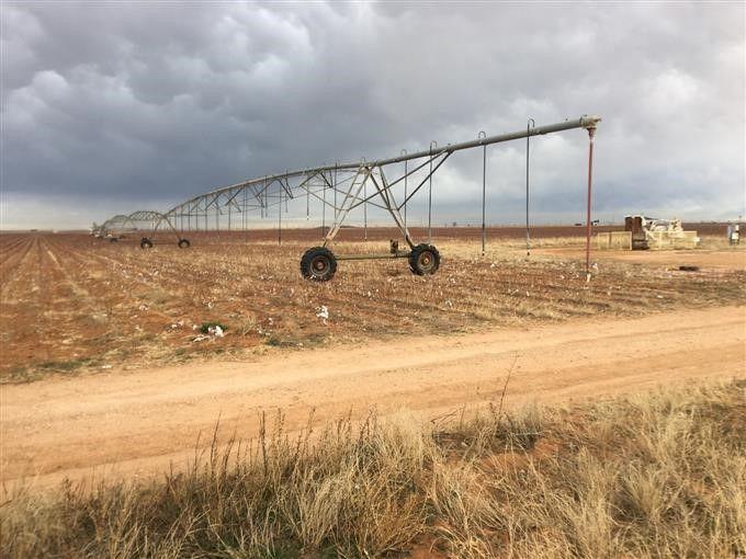 1997 T-L Bewässerungszentrum Pivot