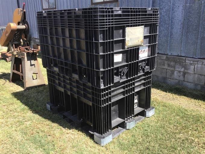 Laser Seed Tender Box