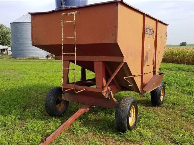 Schultz GB280 Schwerkraftwagen