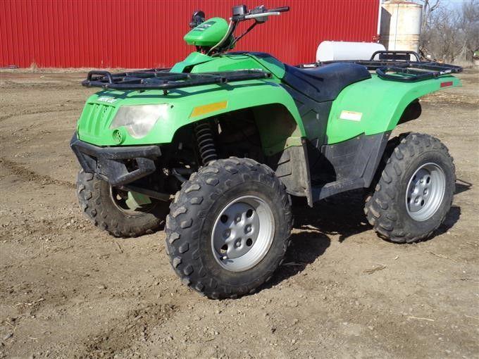 2007 Arctic Cat 400 AWD ATV
