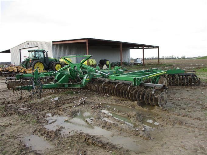 2013 John Deere 2623VT Vertikales Bodenbearbeitungsgerät