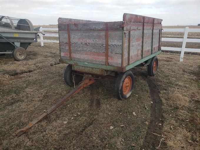 Erntewagen