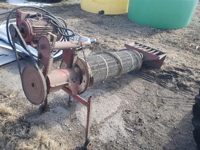 WEG Getreidesiebmaschine