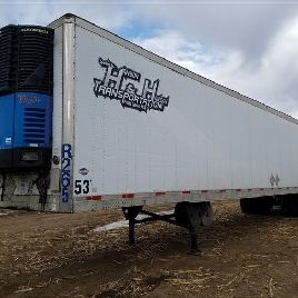 2003 Utility T / A Reefer Trailer