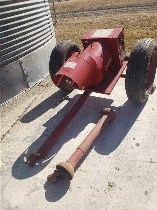 Winpower 45/25 PT2 Traktorgetriebene Lichtmaschine