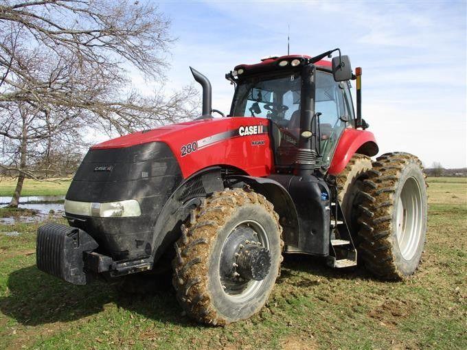 2016 Case IH Magnum 280 MFWD Traktor