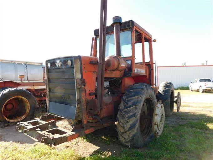 Massey Ferguson 1805 Salvage 4WD Traktor