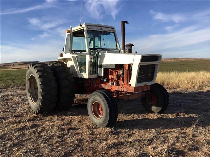 1976 Case 1570 2WD Traktor