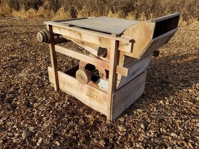 A T Ferrell Clipper Grain & amp; Saatgutreiniger
