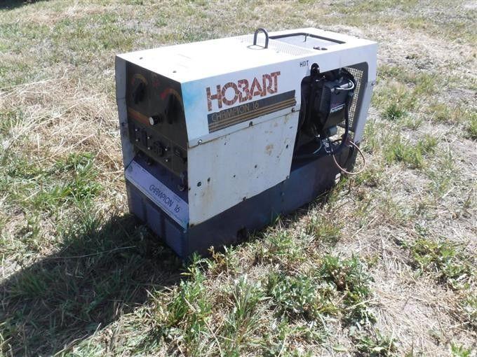 Hobart Champion 16 Tragbare Schweißer / Generator
