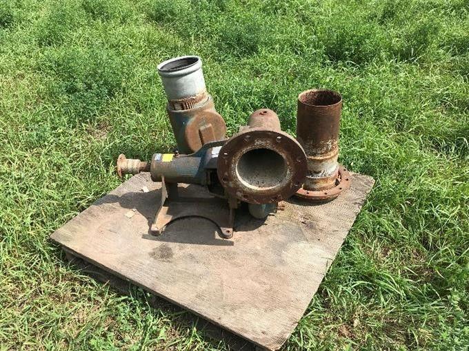 Die Bewässerungspumpe 68A2B von Gorman-Rupp Company