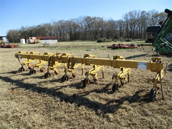 Hausgemachte 6 Row Lay By Rig