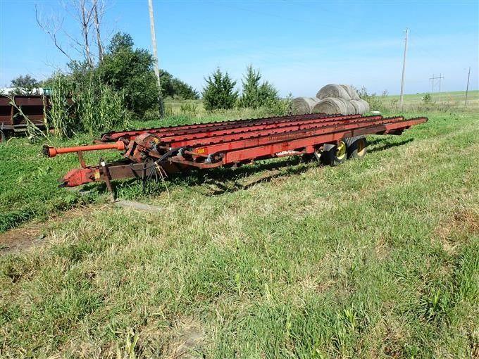 Farmhand F130A Stack / Bale Mover