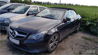 Mercedes e350d Cabrio (BlueTec)