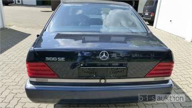 Mercedes 300 SE (W140) Japan-Import