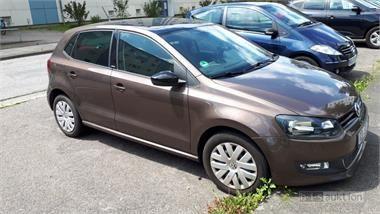 VW Polo 1.2 TSI (nur 48.000 KM)