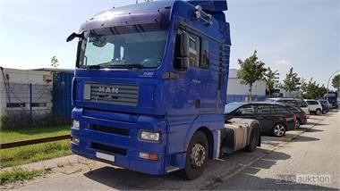 Sattelzugmaschine MAN TGA 18.430 4x2