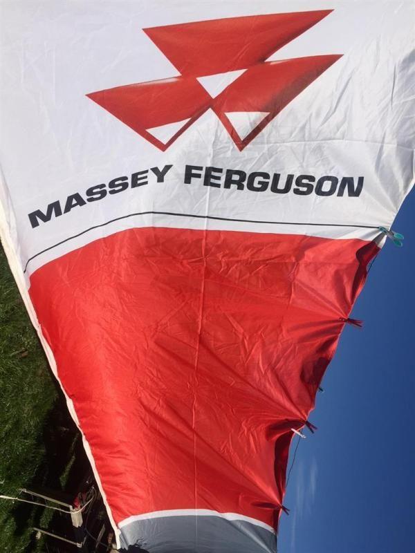 Massey Ferguson Banner