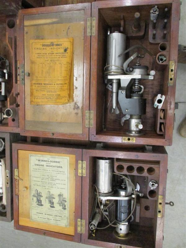 Dobbie-McInnes, Box-Motor-Indikatoren (2)