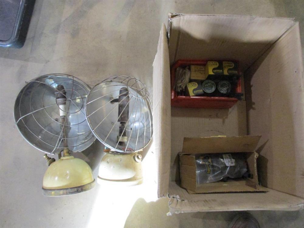 Tilley Ersatzteile t / w 2 Heizkörperlampen
