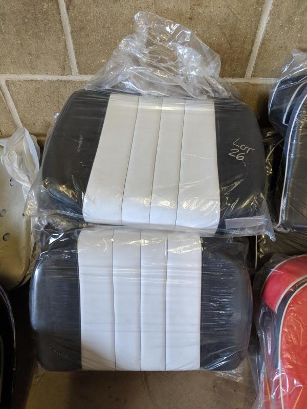 Anzahl der Sitzkissen und Rückenlehnen