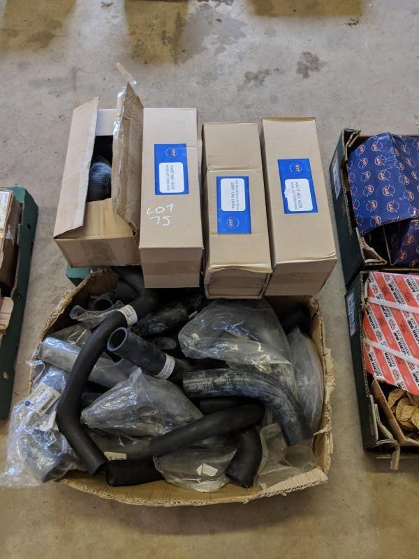 Anzahl der Kühlerschlauch-Kits für Fordson Dexta und Ford 4000